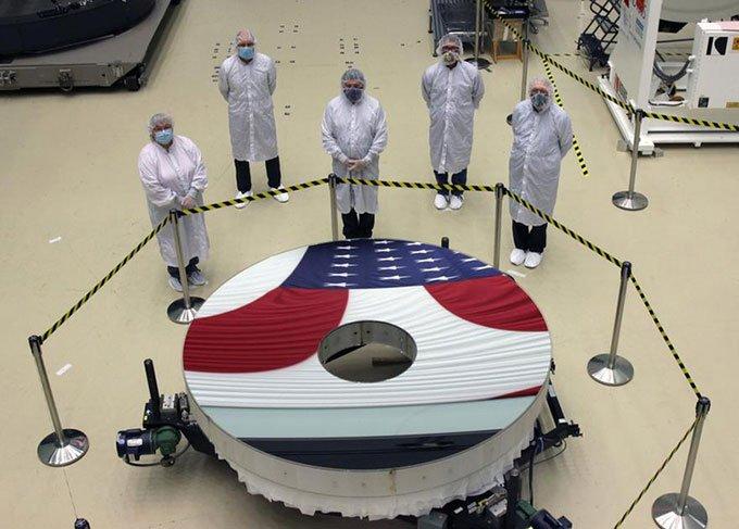 NASA lắp kính viễn vọng có tầm nhìn rộng gấp 100 lần Hubble