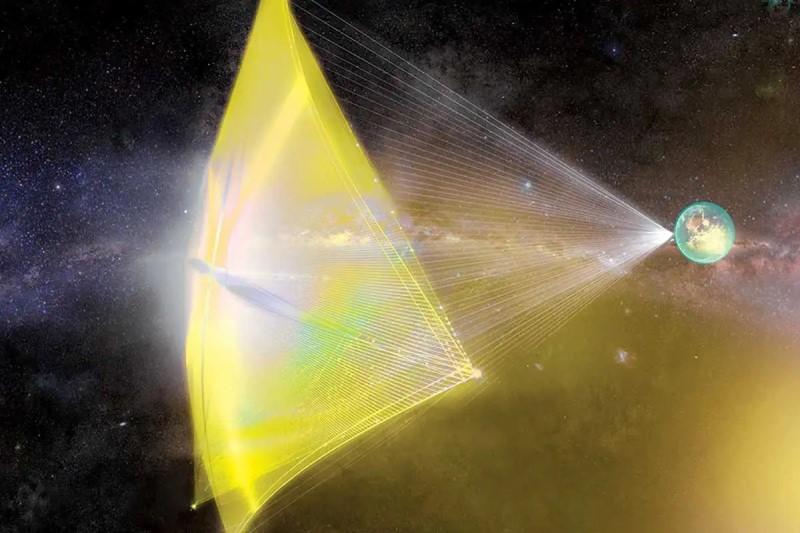 Công nghệ mới giúp tàu vũ trụ di chuyển với tốc độ ánh sáng