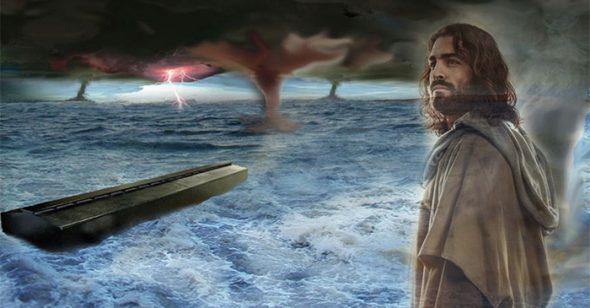 Câu chuyện nghi mô tả tàu ngầm cổ đại trong Kinh Thánh