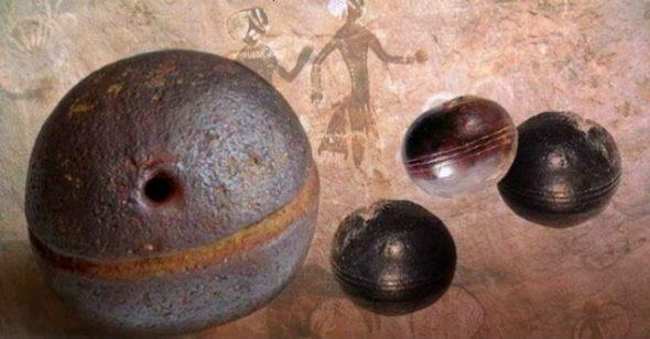 Đau đầu tìm lời giải cho những quả cầu nhân tạo 2,8 tỷ năm tuổi tại Nam Phi