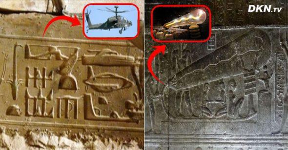 5 bí ẩn chấn động về Ai Cập cổ đại: Sở hữu đèn điện, máy bay và kỹ thuật cơ khí siêu đẳng