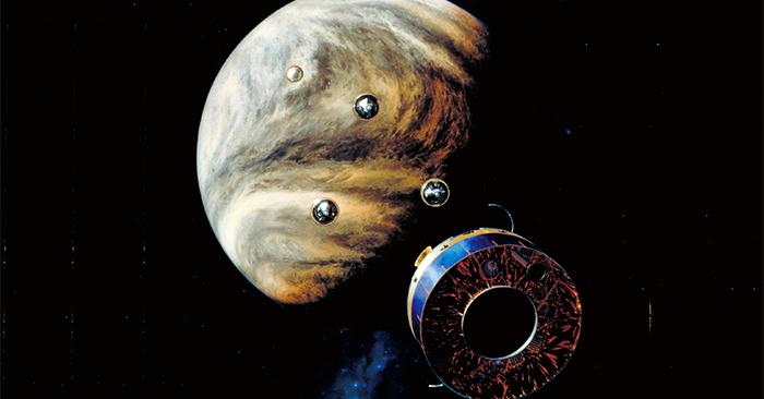 NASA từng phát hiện ra sự sống trên sao Kim vào năm 1978 nhưng không nhận ra?
