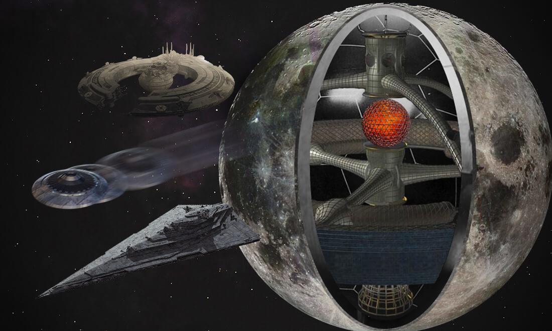 Cựu nhân viên CIA tiết lộ: Có hàng triệu người ngoài hành tinh đang cư ngụ trong Mặt Trăng.