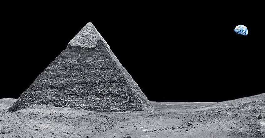 Phát hiện Kim tự tháp trên Sao Kim – Các nhà khoa học cho rằng Sao Kim là trái đất cách đây ba tỷ năm