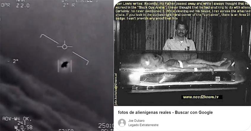 Hoa Kỳ thu thập được 16 thi thể người ngoài hành tinh? Lầu Năm Góc chính thức phát hành video về UFO.