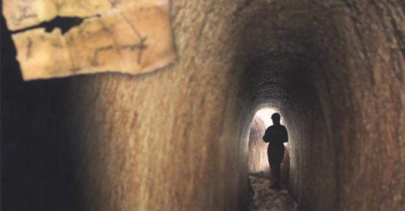 Kinh ngạc đường hầm khổng lồ 12000 năm tuổi kéo dài từ Scotland đến Thổ Nhĩ Kỳ