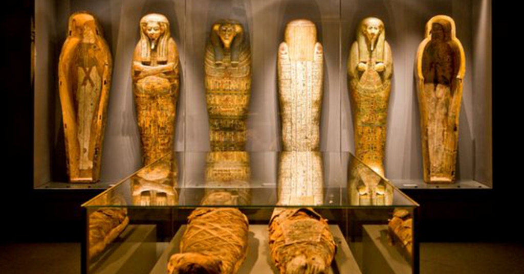 Khai quật xác ướp Ai Cập trang bị máy tạo nhịp tim 2000 năm vẫn đập.