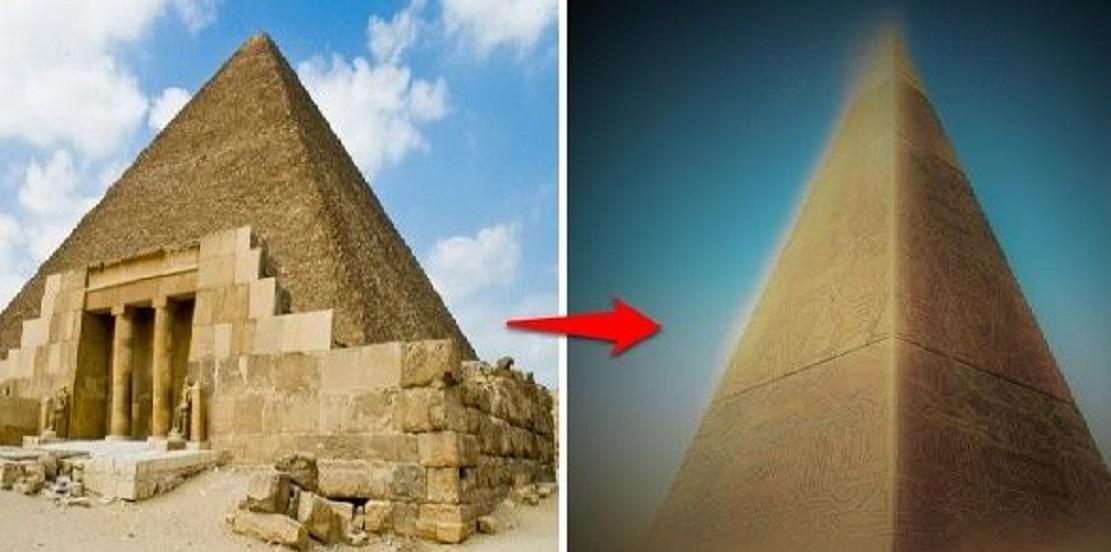 Giả thuyết mới: Đại kim tự tháp Giza là trạm phát điện tiên tiến thời cổ đại