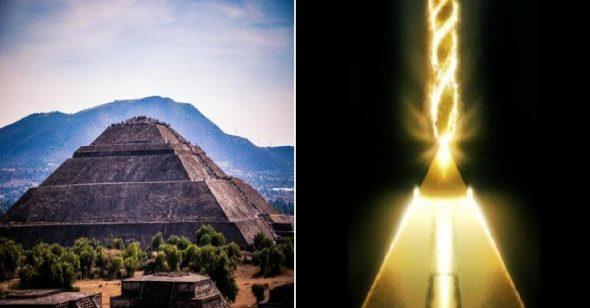 Quần thể kim tự tháp Teotihuacan ở Mexico là một nhà máy năng lượng tiên tiến thời tiền sử?
