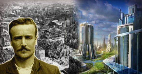 Thế giới tương lai năm 3906 qua lời kể của người đàn ông du hành thời gian Paul Dienach