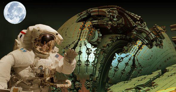 7 lý do chứng minh Mặt trăng là một vệ tinh nhân tạo