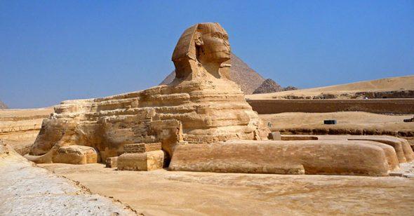 Bí ẩn của lịch sử: Ai đã tạc pho tượng Nhân Sư?